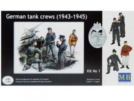 MB 3507 : Duitse Tankbemanning (1943-1945)