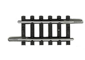 Minitrix 14908 : Rechte rail  (27.9  mm)