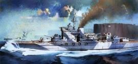 Academy 14105 : H.M.S. Warspite (1943)
