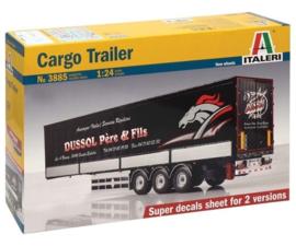 Italeri 3885 # Cargo Trailer