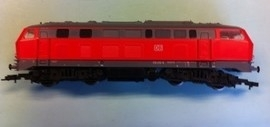 Fleischmann 4236 Diesellocomotief BR 218