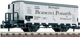 Fleischmann 834604         : Koelwagen Brauerei Ponarth