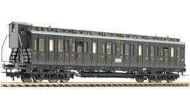 Fleischmann 581006 Personenrijtuig 2e/3e klas met remmershuis  (DRG)