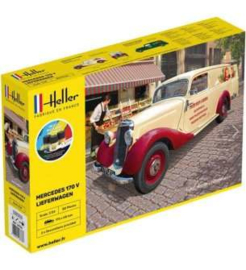 Heller 80736, Mercedes 170V LIEFERWAGEN