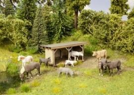 """Noch 12042 # Thema set """"Schuilplaats voor vee"""""""