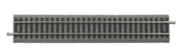 Piko 55401 Rechte rail met bedding 231mm