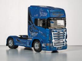 "Italeri 3873 # Scania R620 ""Blue Shark"""
