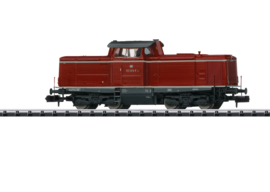 Minitrix 16122. Diesel locomotief BR 212  (DB)
