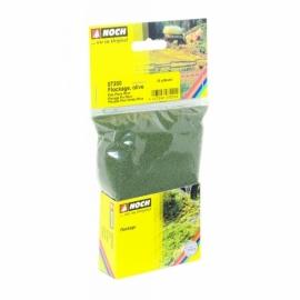 Noch 07200 # Flockage, olijfgroen