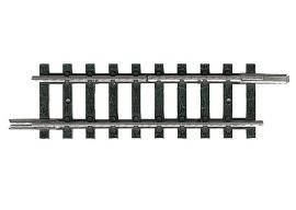 Minitrix 14982 : Scheidingsrail recht ( 50,0 mm)