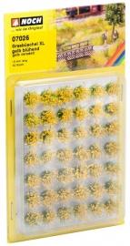 Noch 07026 # Bloeiende graspollen geel , 42 stuks