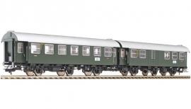 Fleischmann 509601 Ombouwwagens, 2 stuks (DB)
