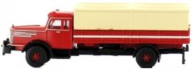 Lemke LC 3301 Krupp Titan met dekzeil