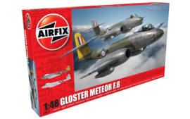 Airfix : A09182 Gloster Meteor F8