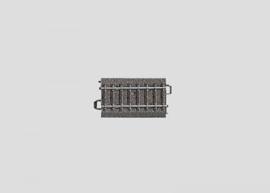 Märklin 024064. Rechte rail 64,3 mm.