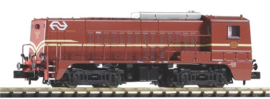 Piko 40418# Diesel locomotief serie 2200 van de NS(lok nr.2218)
