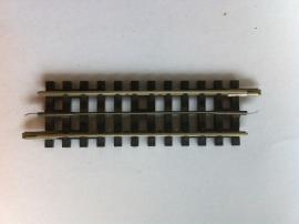Trix Express 4307. Rechte rail 88mm.