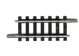 Minitrix 14909 : Rechte rail  (33.6  mm)