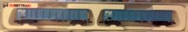 HobbyTrain H23417 : Hogeboordwagen set (NS)