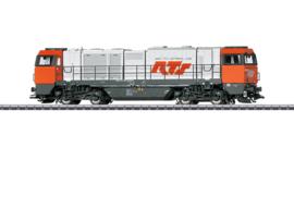 37214 Diesellocomotief Vossloh G 2000 BB   RTS