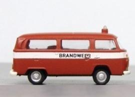 Wiking 3873 : Brandweerwagen VW T2