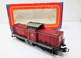 Marklin 3072. Diesel locomotief BR 212 van de DB