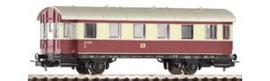 Piko 57633. Personenwagon B. 2e klas.  DR.  Ep: III ( rood)