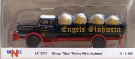 Lemke LC 3310 : Engels Gluwein
