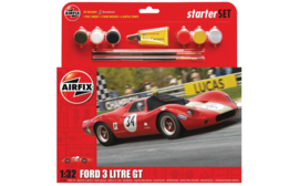 Airfix A55308 : Ford 3 Litre GT Start Set