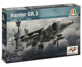Italeri  1401 # Harrier Gr.3