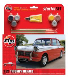 Airfix A55201 : Triumph Herald  Gift Set