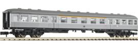 Fleischmann 814102#Silberling1e/2e llass Type AB4n, van de DB.