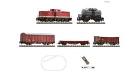 Fleischmann 931892. Startset goederentrein met diesellocomief BR 110