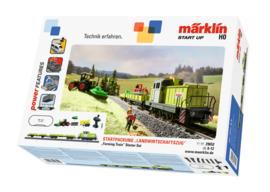 "29652.Märklin Start up - startset ""landbouwtrein"""