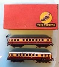 Trix Express 20/58. Dieseltreinstel met Reichsbahnadler