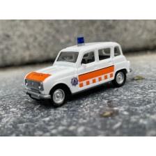 Herpa 942294: Renault R4#Nederlandse Politie