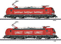 36184 Elektrische locomotief serie 193  Snälltaget