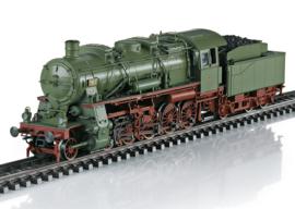 37586 Goederentrein-stoomlocomotief serie G 12   KWS