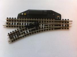 Trix Express 4361. Elektrisch wissel links