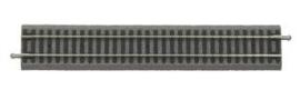 Piko 55400 Rechte rail met bedding 239mm.