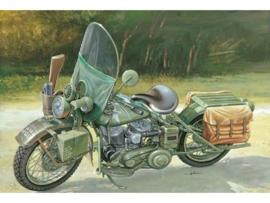 Italeri 7401#Harley Davidson WLA 750