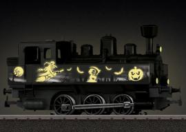 36872 Märklin Start up - stoomlocomotief halloween - Glow in the Dark