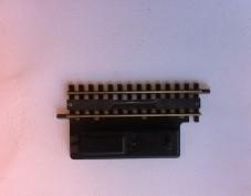 Fleischmann 6012 Ontkoppelrail met elektrische bediening