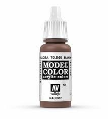 Vallejo 70.846 Saddle Brown , acryl verf (17 ml)