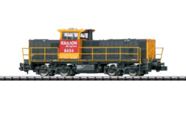 16062 Klasse 6400 Diesellocomotief
