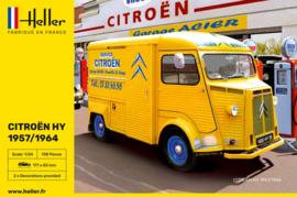 Heller 80744#Citroën HY 1957/1964 1/24