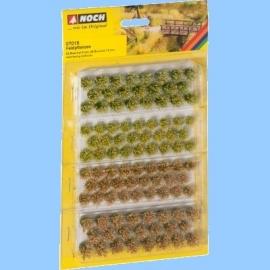 Noch 07016 : Graspollen veldbloemen XL, wit ( 98 stuks)