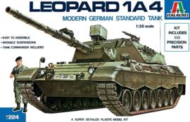 Italeri  224 # Leopard 1A4