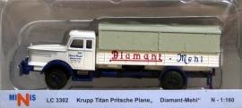Lemke LC 3302 : Krupp Titan Diamant-Mehl