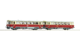 70372 - Dieselmotorwagen klasse M 152.0 en caboose, CSD